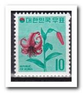 Zuid Korea 1973, Postfris MNH, Flowers - Korea (Zuid)