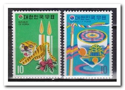 Zuid Korea 1973, Postfris MNH, New Year - Korea (Zuid)