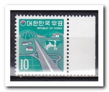Zuid Korea 1973, Postfris MNH, Quick Road Construction - Korea (Zuid)