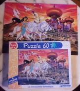 """Puzzle 60 Pieces """"Aladdin"""" - Carrefour - Puzzles"""