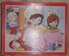 """Puzzle Vintage """"Quand Je Serai Grand"""" - Mb - Puzzle Games"""