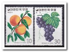 Zuid Korea 1974, Postfris MNH, Fruit - Korea (Zuid)