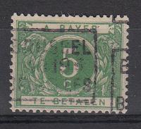 BELGIË - OBP - 1919 - TX 12A - MH* - Cote 60.00€ - Taxes