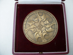 Médaille Colombophile 1er Prix ANGOULEME 1970 - Professionals / Firms