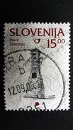 Slowenien 234 Yt 214 Sn 209 Oo/used, Hochofen In Zelezniki - Slovenia