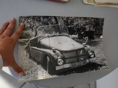 Old Car Comvertible Big Format - Automobiles