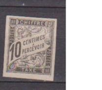 EMISSIONS GENERALES          N° YVERT  :      TAXE 6           NEUF AVEC  CHARNIERES      ( 1205 ) - Portomarken
