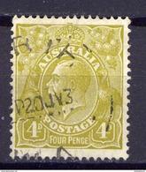 Australien Nr.102           O  Used                (1132) - 1913-36 George V: Heads