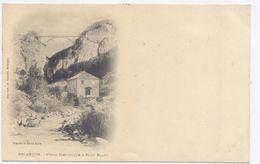 BRIANCON - Usine électrique Et Pont Baldy - Dos Simple - Bon état - Briancon
