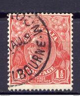 Australien Nr.71 Aa X           O  Used                (1065) - 1913-36 George V: Heads