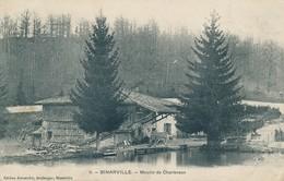 Binarville (51 - Marne) Le Moulin De Charlevaux  - édition Boulanger à Binarville (écrite En 1908 De Vienne Le Chateau) - Other Municipalities
