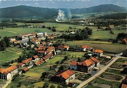88-ETIVAL-CLAIREFONTAINE- VUE AERIENNE - Etival Clairefontaine