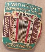 ACCORDEON - WÜTRICH'S SCHWYZERÖRGELI SCHULE - GROSSFORMATION - SUISSE - SWISS - SCHWEIZ - SWITZERLAND -     (18) - Musik
