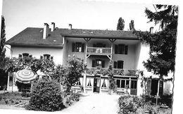 MENTHON SAINT BERNARD  HOTEL BEAU SEJOUR FACON PHOTO  GROS PLAN  DEPT 74 - Otros Municipios