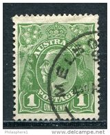 Australien Nr.70 C I X       O  Used       (201) - 1913-36 George V: Heads