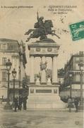 CPA Clermont Ferrand-Statue De Vercingétorix     L2369 - Clermont Ferrand