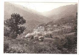 Valgorge - Vue Générale De La Vallée De La Beaume Vers Loubaresse, ... - France