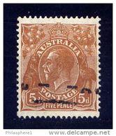 Australien Nr.103 X        O  Used       (043) - 1913-36 George V: Heads