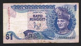 )  MALAYSIA  1 SANTA  RINGGIT - Malaysie