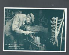 01 Marchamp CPM 1989 Fabricant De Rateaux Mise En Place Des Dents 45 750ex  Ed  FCC Neuve TBE - Altri Comuni