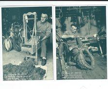 38 Chezeneuve Mr Perrin Bourrelier Cardeur 48 49 Neuves TBE 1990 Ed FCC 750 Ex - Autres Communes
