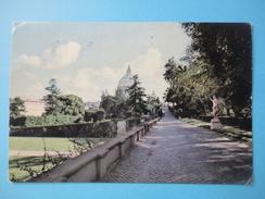 Vaticano - Roma - I Giardini - Viaggiata 1975 - Vaticano