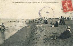 N°56053 -cpa île D'Oléron -la Plage De St Denis- - Ile D'Oléron