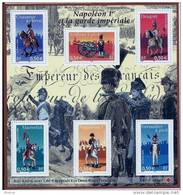 """FR Bloc YT 72 """" Napoléon 1er Et La Garde Impériale """" 2004 Neuf** - Mint/Hinged"""