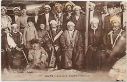 CPA Kurdistan Kurde Kurdish Type Turquie Turkey Syrie Syria Liban Lebanon écrite - Syrie