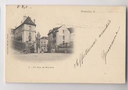 Un Coin De PONTOISE - 1901 - Animée - Pontoise