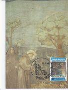 Belgie 2070 - Maximumkaart -  Sint Franciscs Van Assisi  - 1982 - Cartes-maximum (CM)