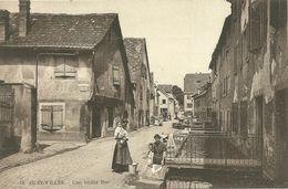 68  GUEBWILLER - UNE VIEILLE RUE (ref 7156) - Guebwiller