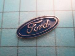 Pin312b Pin's Pins : Rare Et Belle Qualité :  LOGO DE LA MARQUE FORD - Ford