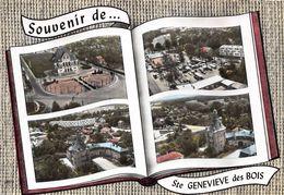 91-SAINTE-GENEVIEVE-DES-BOIS  - MULTIVUES - Sainte Genevieve Des Bois