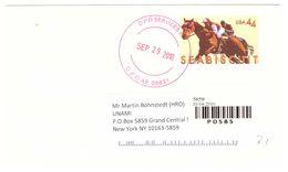 US DIPLOMATIC MAIL Embassy Nairobi, Kenya DPO AE 09831 - Kenya (1963-...)