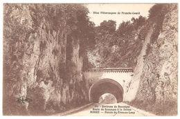 Morre - Environs De Besançon - Route De Besançon à La Suisse - Percée Du Trou-au-Loup - 1923 - Frankrijk