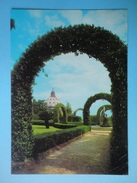 Vaticano - Roma - La Cupola Della Basilica Di S San Pietro Dai Giardini Vaticani - Viaggiata 1975 - Vaticano
