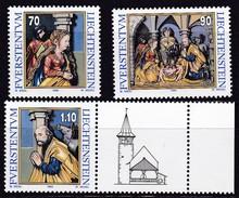 Liechtenstein, 1998, Mi.1183/85, Weihnachten. MNH ** - Unused Stamps