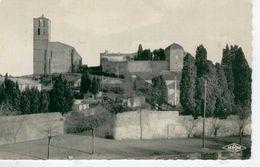 PUICHERIC Eglise Et Château - Bon état - Frankrijk