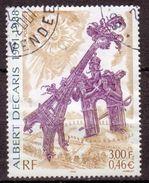 FRANCE - 2001 - YT N° 3435 - Oblitéré - Albert Decaris - Used Stamps