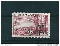 Timbre De Réunion De 1955/56   N°321  Neuf ** Sans Charnière - Reunion Island (1852-1975)