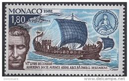 MONACO 1982 - N° 1357 - NEUF** - Unused Stamps