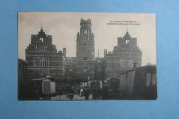 La Maison Communale De Schaerbeek Après L'incendie - Schaarbeek - Schaerbeek