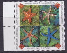 Micronesia 1996 Sea Stars 4v ** Mnh (36898) - Micronesië