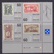 Micronesia 1996 Olympic Games 4v ** Mnh (36898A) - Micronesië