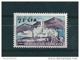 Timbres De Réunion  CFA  De 1961/65  N°348  Neuf ** Sans  Charnière - Réunion (1852-1975)