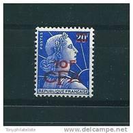 Timbre De Réunion De 1957/59  N°337  Neuf  ** - La Isla De La Reunion (1852-1975)
