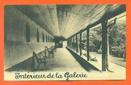 """CPA 88 Bazoilles Et Ménil """" Maison Notre Dame Du Bon Conseil - Intérieur De La Galerie """" Editions Delboy - LJCP 46 - Autres Communes"""
