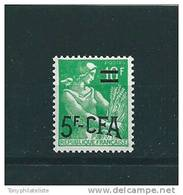 Timbre De Réunion De 1957/59  N°333A  Neuf  ** - Réunion (1852-1975)