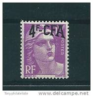 Timbres De Réunion  CFA  De 1949/52  N°296  Neuf ** Sans  Charnière - La Isla De La Reunion (1852-1975)